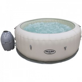 BESTWAY 54148 Lay-Z-Spa Rond Paris AirJet 4/6 places_01