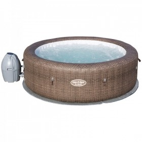 BESTWAY 54175 Lay-Z-Spa Rond St Moritz AirJet 5/7 places_01