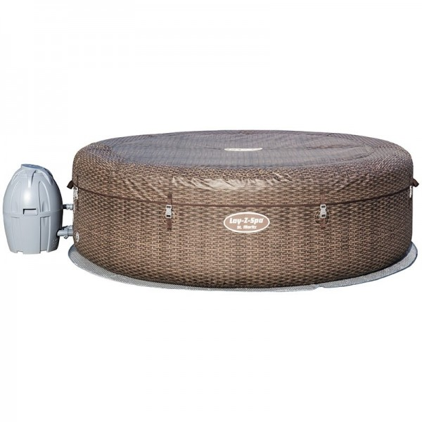 BESTWAY 54175 Lay-Z-Spa Rond St Moritz AirJet 5/7 places_02