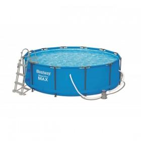 BESTWAY 56418 Kit Piscine Ronde Steel Pro Max 366 cm x 122 cm_01