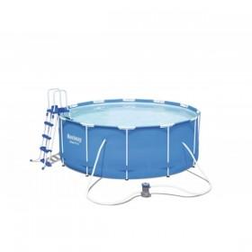 BESTWAY 56420 Kit Piscine Ronde Steel Pro Max 427 cm x 84 cm_01
