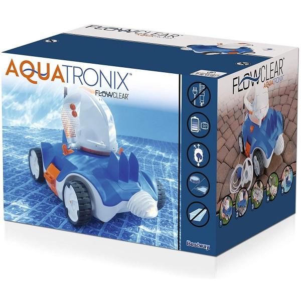 BESTWAY 58482 Robot nettoyeur autonome AQUATRONIX pour piscine_03