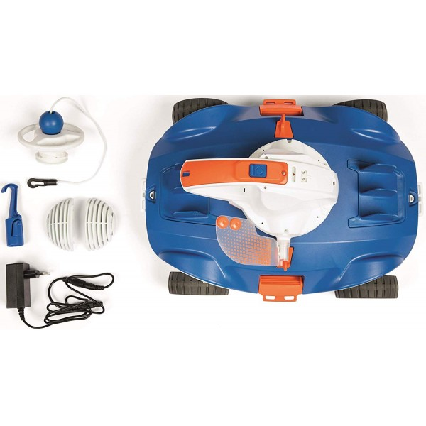 BESTWAY 58482 Robot nettoyeur autonome AQUATRONIX pour piscine_04