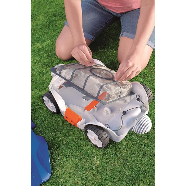BESTWAY 58482 Robot nettoyeur autonome AQUATRONIX pour piscine_09