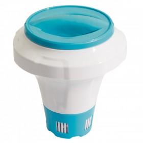 BESTWAY 58474-BLEU Flotteur chimique avec gant de protection CHEMGUARD Bleu_01