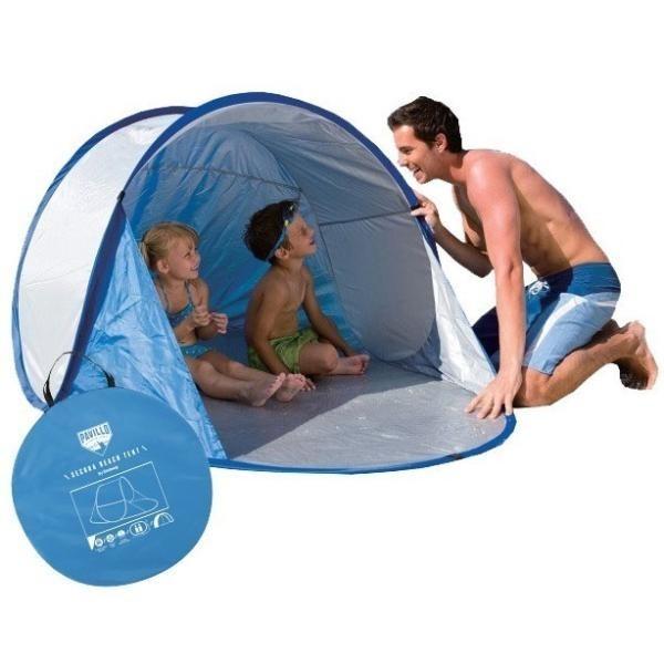 BESTWAY 68045 Tente de plage Secura Pop Up Anti UV 2 Places_02