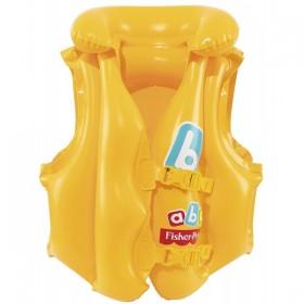 BESTWAY 93515 Fisher Price Gilet de natation Swim Safe Step B _01