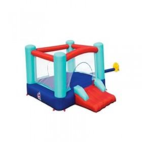 BESTWAY 53310 Tampoline à Air constant 250 cm x 210 cm x 152 cm_01
