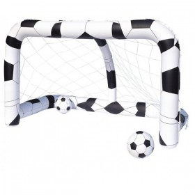 BESTWAY 52058 But de football avec 2 ballons 213 cm x 177 cm x 125cm _01