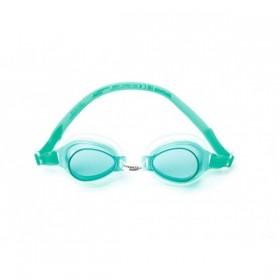 BESTWAY 21002-VERT Lunettes de natation Vert High Style 3/6 ans_01