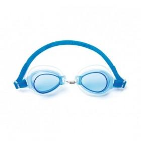 BESTWAY 21002-BLEU Lunettes de natation Bleu High Style 3/6 ans_01