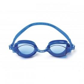 BESTWAY 21048-BLEU Lunettes de natation Bleu Ocean Wave 7/13 ans_01