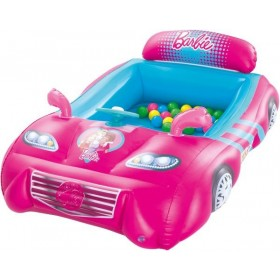 BESTWAY 93207 Barbie voiture gonflable_01