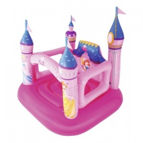 BESTWAY 91050 Disney Princess Château gonflable princesse_01