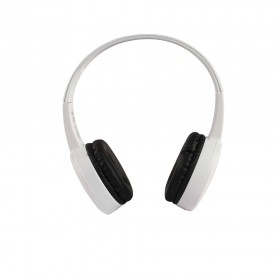 LIVOO TES198W Casque compatible Bluetooth® Blanc