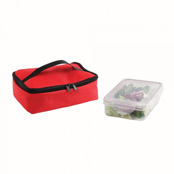 LIVOO SEP125R Set lunch box rouge - 02