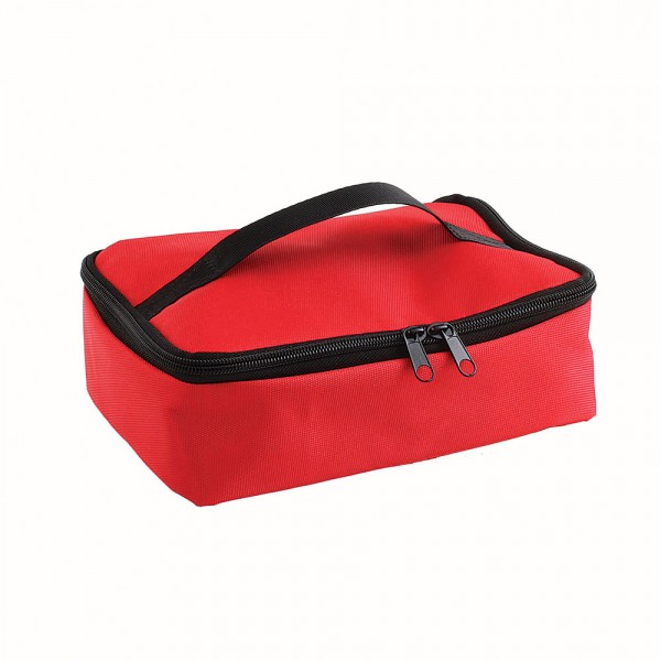 LIVOO SEP125R Set lunch box rouge - 01