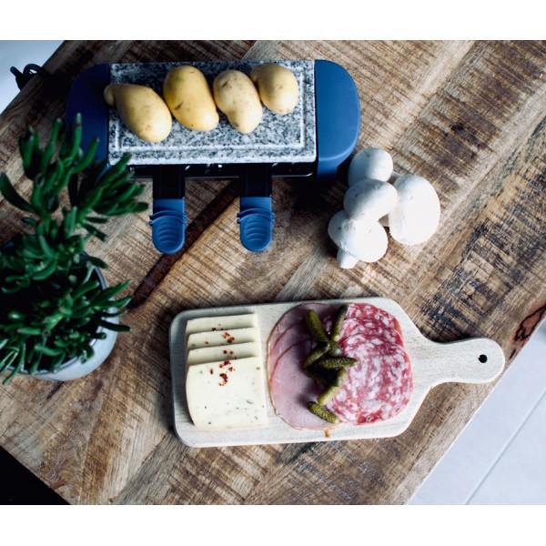 LIVOO- Appareil à raclette 2 personnes - DOC156B - 05