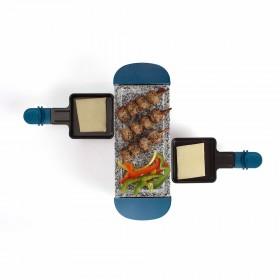 LIVOO- Appareil à raclette 2 personnes - DOC156B