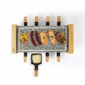 LIVOO - Appareil à raclette 8 personnes - DOC219