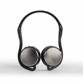 LIVOO TES207N Casque sport compatible Bluetooth® Noir