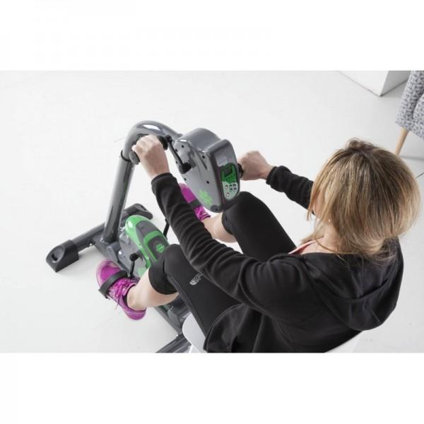 Vélo électrique dual training pour les jambes et les bras - ECO-DE - ECO-802 - 02