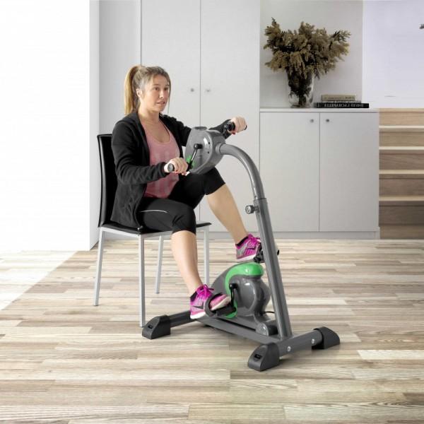 Vélo électrique dual training pour les jambes et les bras - ECO-DE - ECO-802 - 01