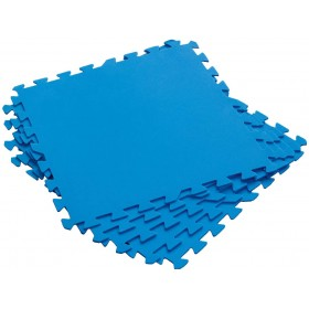 Lot de 9 tapis de protection 50 x 50 cm bestway 58220