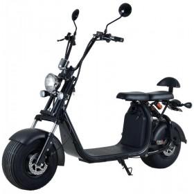 KIREST Scooter électrique Coco Cool NOIR - homologué route