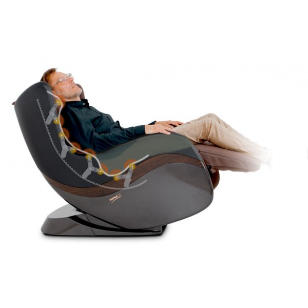 SUPRA SP9390 Joy fauteuil de massage Brun mat