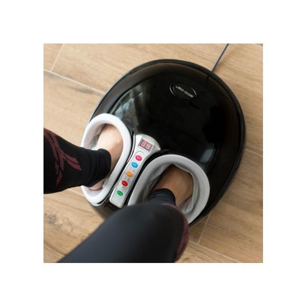 ECO-DE ECO-4012 Masseur pieds pressothérapie shiatsu