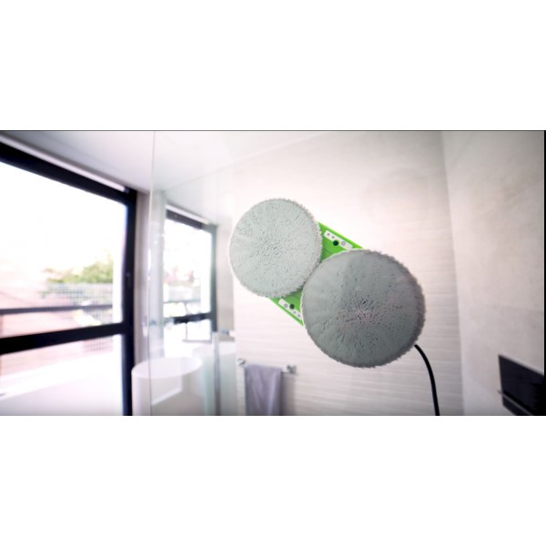 ECO-DE ECO-996 Robot lave-vitres ABSOLUT CARBON WINCLEAN