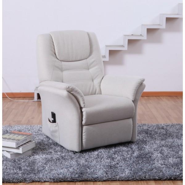 ECO-DE ECO-8196UP Fauteuil releveur massant beige Confort plus