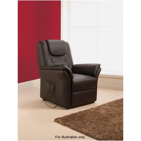 ECO-DE ECO-8196UP Fauteuil releveur massant marron Confort plus